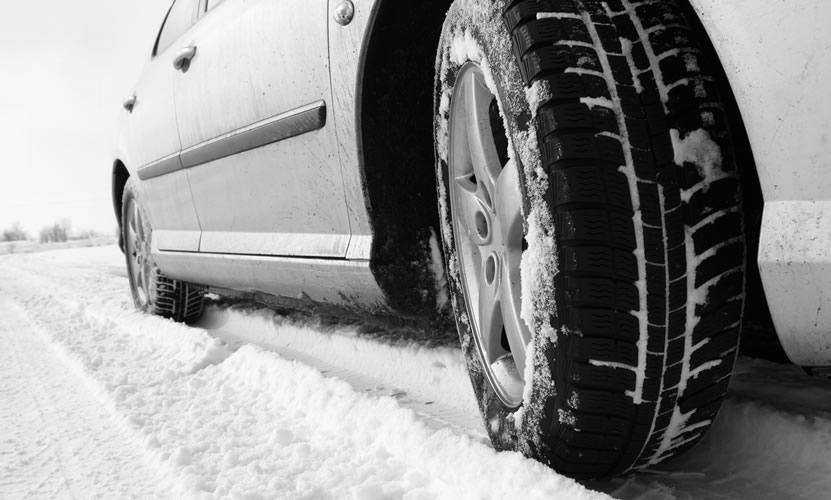 Adecúa las ruedas de tu coche para el invierno