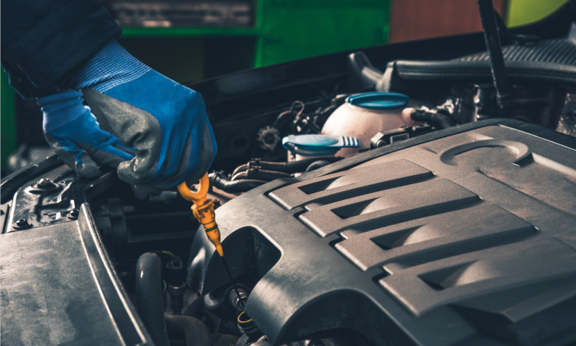 La importancia de revisar el aceite del coche