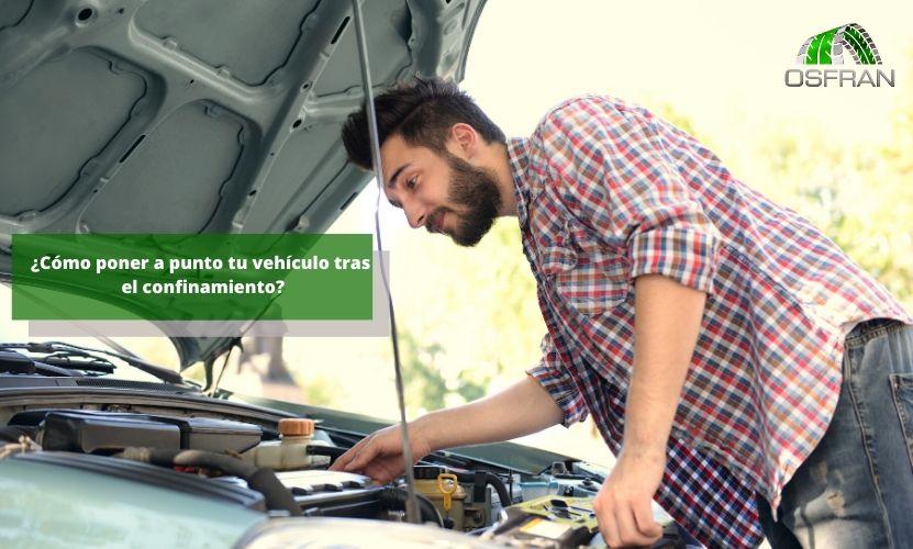 Cómo preparar los vehículos para la vuelta a la normalidad